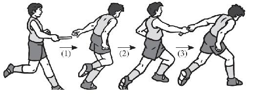 Hasil gambar untuk Lari estafet