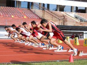 Macam Macam Lari Dalam Olah Raga Atletik Guru Penjaskes